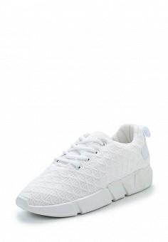 Кроссовки, Fashion & Bella, цвет: белый. Артикул: FA034AWANUM6. Обувь / Кроссовки и кеды