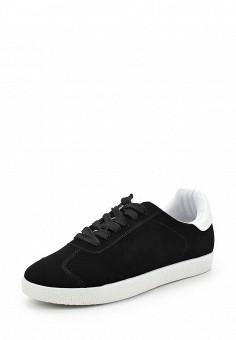 Кеды, Fashion & Bella, цвет: черный. Артикул: FA034AWAWDR8. Обувь / Кроссовки и кеды