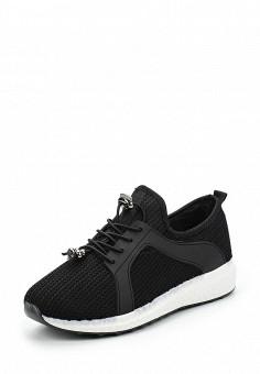Кроссовки, Fashion & Bella, цвет: черный. Артикул: FA034AWAWDS1. Обувь / Кроссовки и кеды