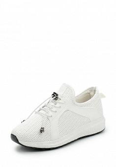 Кроссовки, Fashion & Bella, цвет: белый. Артикул: FA034AWAWDS3. Обувь / Кроссовки и кеды