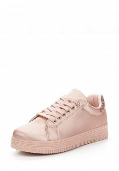 Кеды, Fashion & Bella, цвет: розовый. Артикул: FA034AWAWDT6. Обувь / Кроссовки и кеды