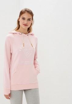 Худи, Femi Stories, цвет: розовый. Артикул: FE027EWBNQE9. Одежда / Толстовки и свитшоты