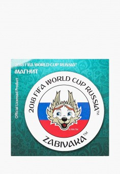 Магнит, 2018 FIFA World Cup Russia™, цвет: мультиколор. Артикул: FI029DUABYL7.