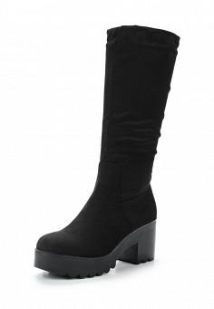 Сапоги, Foxy Up, цвет: черный. Артикул: FO015AWYSE83. Обувь / Сапоги