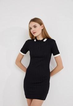 Платье, French Connection, цвет: синий. Артикул: FR003EWAILU1. Premium / Одежда / Платья и сарафаны