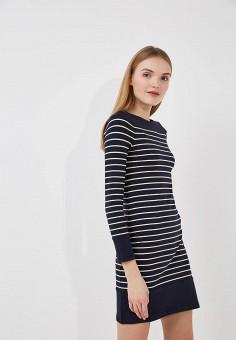 Платье, French Connection, цвет: синий. Артикул: FR003EWAILU4. Premium / Одежда / Платья и сарафаны