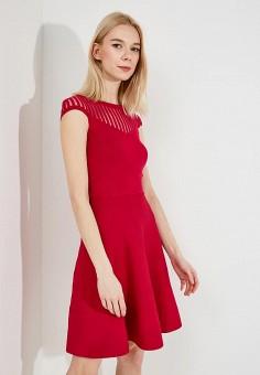 Платье, French Connection, цвет: розовый. Артикул: FR003EWAILU8. Premium / Одежда / Платья и сарафаны