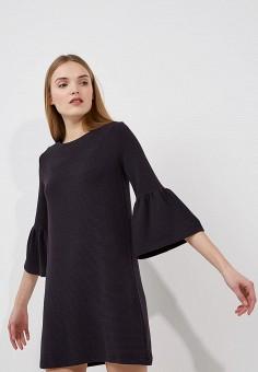 Платье, French Connection, цвет: синий. Артикул: FR003EWAILV4. Premium / Одежда / Платья и сарафаны