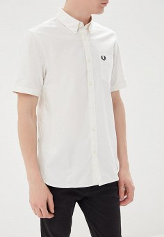 Рубашка, Fred Perry, цвет: белый. Артикул: FR006EMZZX48. Fred Perry