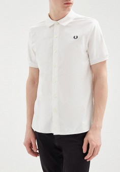 Рубашка, Fred Perry, цвет: белый. Артикул: FR006EMZZX49. Fred Perry