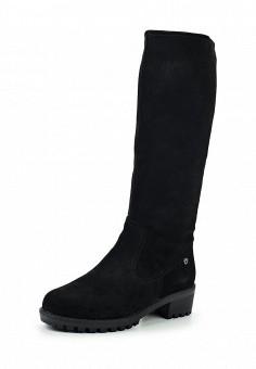 Сапоги, Francesco Donni, цвет: черный. Артикул: FR034AWWTF38. Обувь / Сапоги
