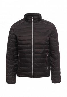 Пуховик, Fresh Brand, цвет: черный. Артикул: FR040EMZXY42. Мужская одежда / Верхняя одежда / Пуховики и зимние куртки