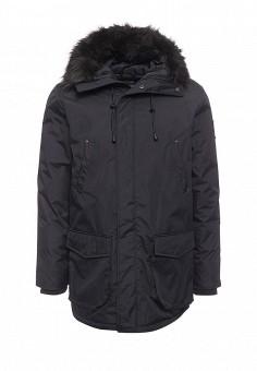 Куртка утепленная, Fresh Brand, цвет: синий. Артикул: FR040EMZXY54. Мужская одежда / Верхняя одежда / Пуховики и зимние куртки