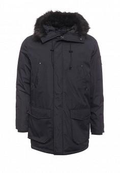 Куртка утепленная, Fresh Brand, цвет: синий. Артикул: FR040EMZXY57. Мужская одежда / Верхняя одежда / Пуховики и зимние куртки