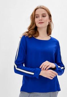 Блуза Gerry Weber 160326-66491, цвет синий
