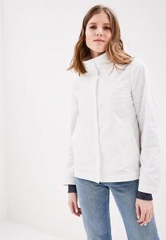 Ветровка, Geox, цвет: белый. Артикул: GE347EWAOEN0. Одежда / Верхняя одежда / Легкие куртки и ветровки