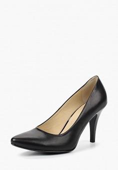 Туфли, Giorgio Costa, цвет: черный. Артикул: GI035AWBSYE5. Обувь / Туфли / Закрытые туфли