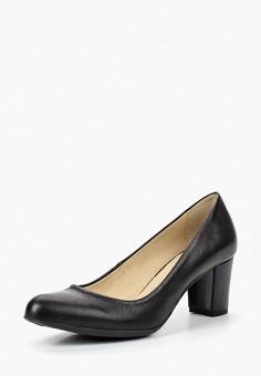 Туфли, Giorgio Costa, цвет: черный. Артикул: GI035AWBSYF2. Обувь / Туфли / Закрытые туфли