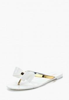 Сланцы, GLAMforever, цвет: золотой. Артикул: GL854AWAPLW6.