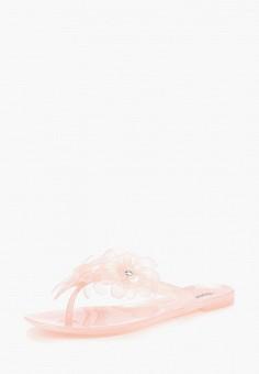 Сланцы, GLAMforever, цвет: розовый. Артикул: GL854AWAPMB7.