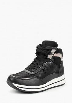 Кроссовки, Go-Go, цвет: черный. Артикул: GO017AWCNPA6. Обувь