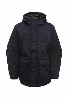 Куртка утепленная, G-Star, цвет: синий. Артикул: GS001EMUJD25. Одежда / Верхняя одежда / Пуховики и зимние куртки
