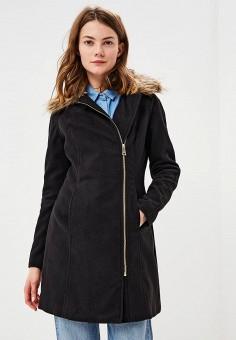 Пальто, Haily's, цвет: черный. Артикул: HA022EWANIR9. Одежда / Верхняя одежда / Пальто