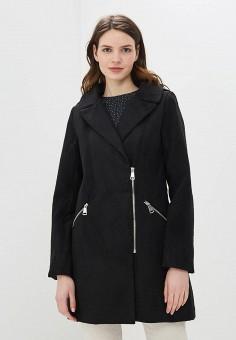 Пальто, Haily's, цвет: черный. Артикул: HA022EWANIS9. Одежда / Верхняя одежда / Пальто