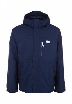 Комплект, Helly Hansen, цвет: синий. Артикул: HE012EMFOJ18. Одежда / Верхняя одежда / Демисезонные куртки