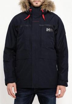 Парка, Helly Hansen, цвет: синий. Артикул: HE012EMLTD07. Одежда / Верхняя одежда / Пуховики и зимние куртки