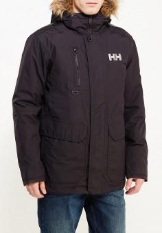Куртка утепленная, Helly Hansen, цвет: черный. Артикул: HE012EMWOF38. Одежда / Верхняя одежда / Демисезонные куртки