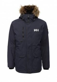 Куртка утепленная, Helly Hansen, цвет: синий. Артикул: HE012EMWOF39. Мужская одежда / Верхняя одежда / Пуховики и зимние куртки