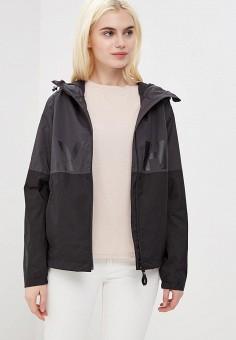 Ветровка, Helly Hansen, цвет: черный. Артикул: HE012EWASQX3. Одежда / Верхняя одежда / Легкие куртки и ветровки