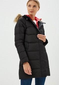 Пуховик, Helly Hansen, цвет: черный. Артикул: HE012EWCJRF1. Одежда / Верхняя одежда / Зимние куртки