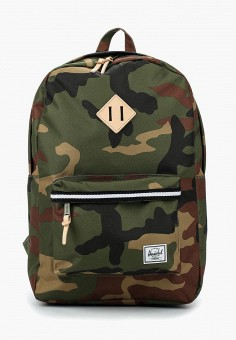 Рюкзак, Herschel Supply Co, цвет: хаки. Артикул: HE013BUAOHN6. Herschel Supply Co