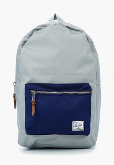 Рюкзак, Herschel Supply Co, цвет: серый. Артикул: HE013BUAOHY7. Herschel Supply Co