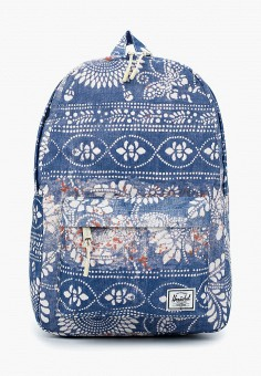 Рюкзак, Herschel Supply Co, цвет: синий. Артикул: HE013BUAOIA7. Herschel Supply Co