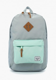 Рюкзак, Herschel Supply Co, цвет: серый. Артикул: HE013BUAOIB8. Herschel Supply Co