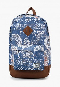 Рюкзак, Herschel Supply Co, цвет: синий. Артикул: HE013BUAOIB9. Herschel Supply Co