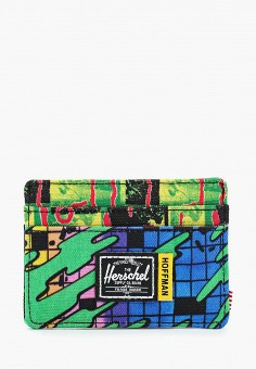 Визитница, Herschel Supply Co, цвет: мультиколор. Артикул: HE013BUAOIN0. Herschel Supply Co