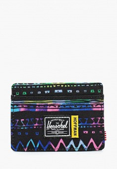 Визитница, Herschel Supply Co, цвет: черный. Артикул: HE013BUAOIN1. Herschel Supply Co