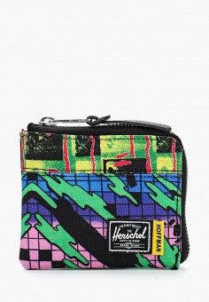 Кошелек, Herschel Supply Co, цвет: мультиколор. Артикул: HE013BUAOIN4. Herschel Supply Co