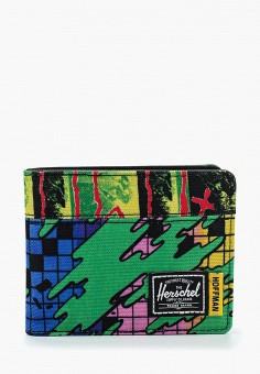 Кошелек, Herschel Supply Co, цвет: мультиколор. Артикул: HE013BUAOIN6. Herschel Supply Co
