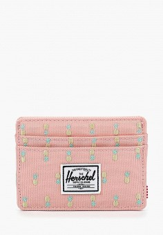 Визитница, Herschel Supply Co, цвет: розовый. Артикул: HE013BUBKPZ6. Herschel Supply Co