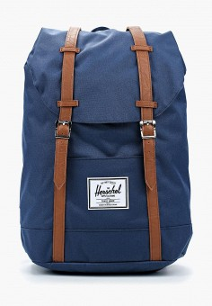 Рюкзак, Herschel Supply Co, цвет: синий. Артикул: HE013BUBKQD2. Herschel Supply Co