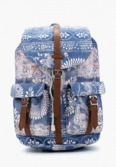 Рюкзак, Herschel Supply Co, цвет: синий. Артикул: HE013BUBKQE7. Herschel Supply Co