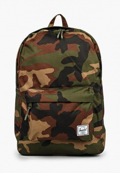 Рюкзак, Herschel Supply Co, цвет: хаки. Артикул: HE013BULHZ84. Herschel Supply Co