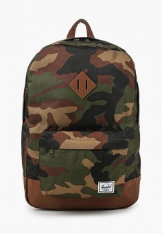 Рюкзак, Herschel Supply Co, цвет: хаки. Артикул: HE013BUMLA90. Herschel Supply Co