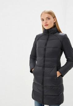 Пуховик, Hugo Hugo Boss, цвет: черный. Артикул: HU286EWBZQP7. Premium / Одежда / Верхняя одежда / Зимние куртки