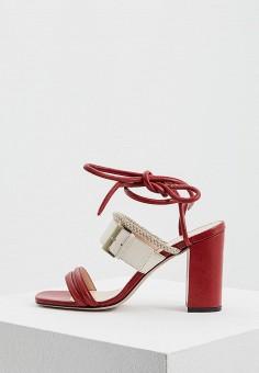 Босоножки, iBlues, цвет: мультиколор. Артикул: IB001AWAKWU5. Premium / Обувь / Босоножки